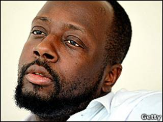El rapero haitiano Wyclef Jean