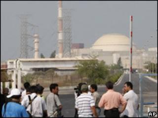 Usina de Bushehr/AP