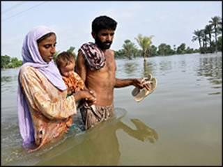 Ambaliyar ruwa a Pakistan