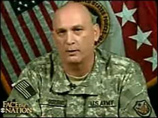 Командующий вооруженными силами США в Ираке