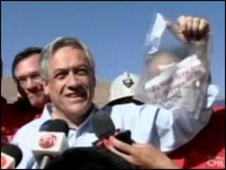 Tổng thống Chile Sebastian Pinera