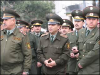 Таджикские военные