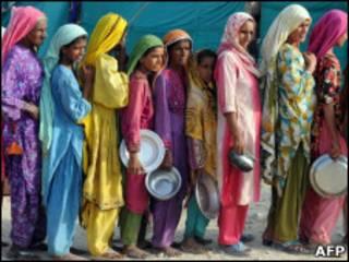 Пакистан, беженцы