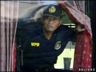 Бывший офицер полиции Роландо Мендоза