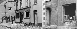 El atentado de Claudy, Irlanda del Norte