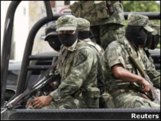 Мексиканские военные