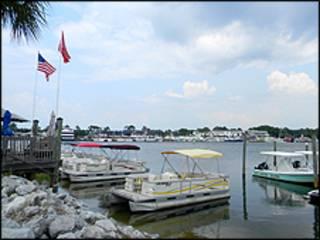 Marina de Panama City