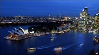 Сиднейская бухта