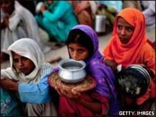 Crianças no Paquistão