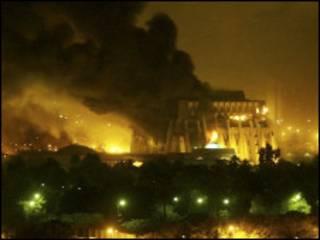 伊拉克平民傷亡