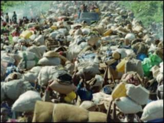 Kasar Rwanda