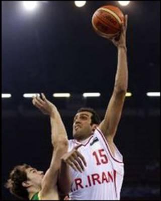 بازی ایران در برابر برزیل
