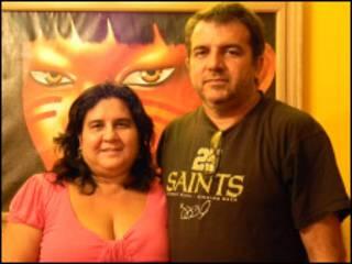 Rogerio e Nalu Paiva