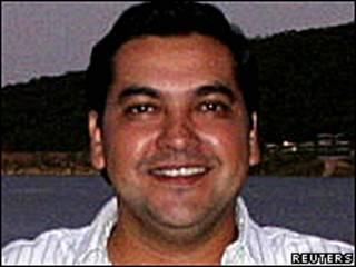 Prefeito Marco Antonio Leal Garcia