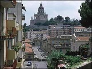 Paisagem de Messina