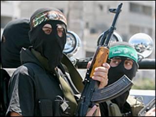 Militante do Hamas