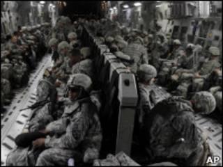 Войска США покидают Ирак