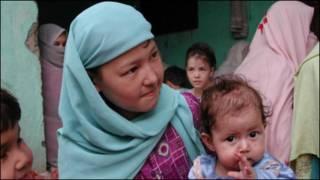 کودکان سیلزده پاکستان