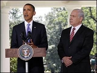 Obama e Netanyahu deram declarações depois de reunião em Washington