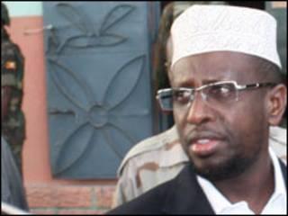 Sheikh Sharif Ahmed, Shugaban Somalia