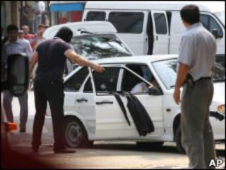 После перестрелки с боевиками в Махачкале в августе