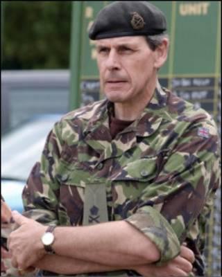 Генерал-лейтенант сэр Ник Паркер