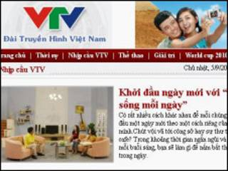 Hình từ trang web của Đài Truyền hình Việt Nam