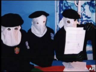 Miembros de ETA (Foto: Archivo)