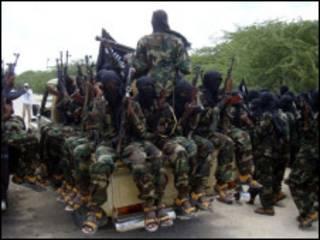 Shabaab militia