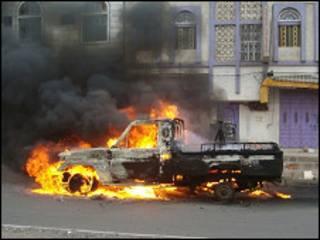 أعمال عنف بجنوب اليمن