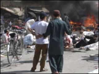 पाकिस्तान में विस्फोट (फ़ाइल फ़ोटो)