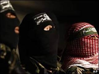 پیکارجویان حماس، عکس آرشیوی