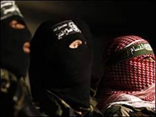 نفرات شاخه نظامی حماس