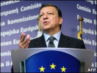 Глава Еврокомиссии Жозе Баррозу