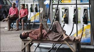 कोलकाता में हड़ताल