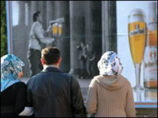 Almanya'da Türk göçmenler
