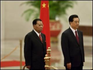 တရုတ်မြန်မာ ခေါင်းဆောင်များ