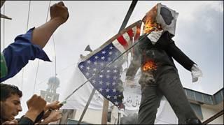 काबुल में विरोध प्रदर्शन