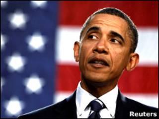 O presidente Barack Obama (arquivo)