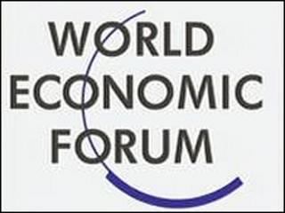 Logo del Foro Económico Mundial.