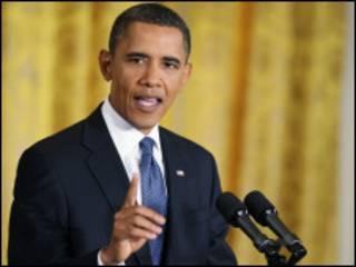 Shugaban Amurka,Barack Obama