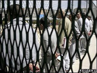 Prisión El Hongo, México (foto de archivo)