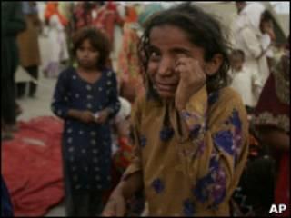 سیلزدگان پاکستان