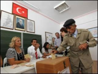 همه پرسی در ترکیه