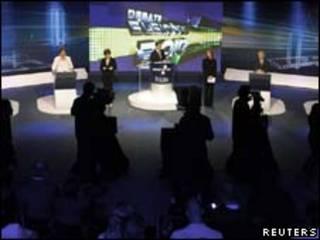 Debate entre candidatos à Presidência neste domingo (Reuters, 12 de setembro)