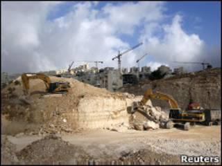 مستوطنة جبل أبو غنيم(حار هوما)