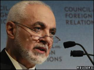 O imã Feisal Abdul Rauf (Foto: Reuters)