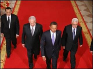 اوباما در شرم الشیخ