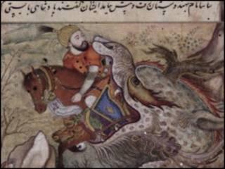 《列王纪》从伊朗的角度讲述了他们所理解的世界历史。