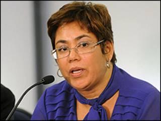 Erenice Guerra (Foto: Wilson Dias/ABr)